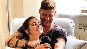 Mit Freundin: Pascal Kappés kommt zu Ben-Matteos Geburtstag