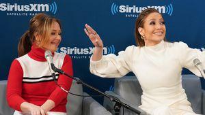 J.Lo brachte Leah Rimini am Set mit einem Schlag zum Weinen