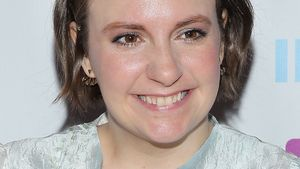 Lena Dunham bei den Matrix Awards 2016 in New York