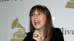 Lena Dunham bei der Clive Davis Pre-Grammy Show in Los Angeles