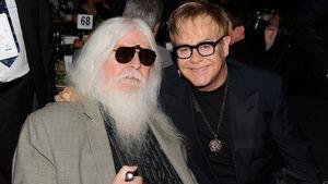 Leon Russel und Elton John in L.A. 2010