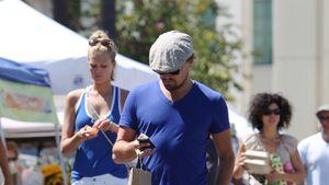 Im Club gesichtet: Hatten Leo DiCaprio & Toni Garrn Date?