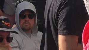 Trotz Tarnung: Leo DiCaprio auf Musik-Festival entdeckt!