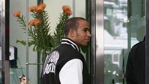 Lewis Hamilton hat derbe Po-Komplexe