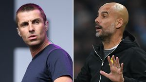 """Verpiss dich"": Liam Gallagher stinksauer auf Pep Guardiola"