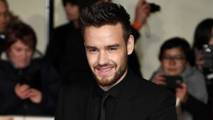 Liam Payne bei einer Filmpremiere in London