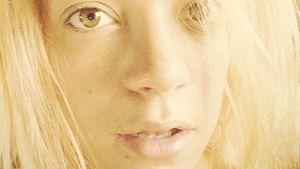 Tschüss Farb-Rausch: Lily Allen ist jetzt blond!