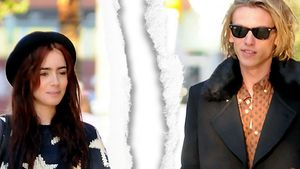 Lily Collins & Jamie Campbell Bower: Trennung!