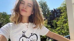Nach Affärenskandal: Lily James startete neue Dreharbeiten