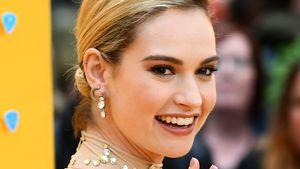 Wegen Fremdgeh-Skandal: Lily James zieht nach Los Angeles
