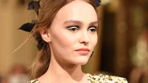Model Lily-Rose Depp
