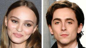 Insider bestätigt: Lily-Rose Depp & Timothée wieder zusammen