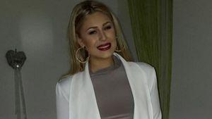 Traurige Wahrheit: Linda Teodosiu sieht ihren Freund nie!
