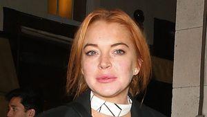 Schläge vom Ex: Lindsay Lohan hätte sich Beistand gewünscht