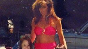 90s! So cool sah Lindsay Lohans Mutter früher aus