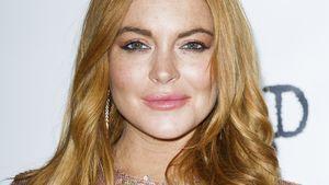 In einem Nachtclub: Lindsay Lohan hat ihre eigene Toilette!