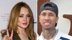 Lindsay Lohans Anmache: Steht Tyga auch auf den Rotschopf?