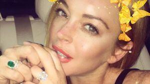 Liebes-Chaos: Lindsay Lohan trägt wieder Verlobungsring!