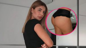 20 Kilo mehr: Lisa Del Piero zeigt stolz Dehnungsstreifen