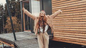 Kein Luxus: So minimalistisch ist Lisa-Marie Schiffners Haus