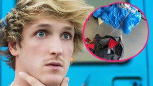 Sein Fallschirm ging nicht auf: Logan Paul in Lebensgefahr!