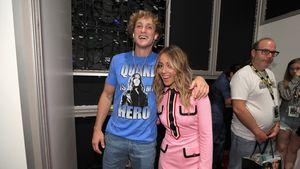 Auf Comic-Con: Logan Paul trug Fan-Shirt für seine Chloe!
