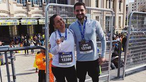 10 Kilo mehr: Sportbloggerin Louisa Dellert kämpft bei Lauf!