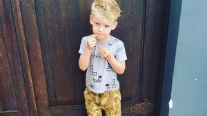 Hilary Duffs Sohn Luca (4) ist schon ein richtig cooler Kerl