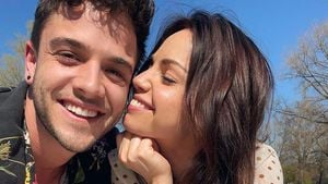 Luca Hänni widmet ihr Song: Christina Luft ist total gerührt