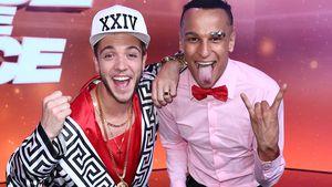 Luca & Prince Damien: Für euch bei DDD verdient gewonnen!