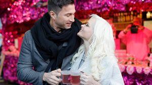 Lucas Cordalis und Daniela Katzenberger, TV-Traumpaar