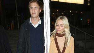 Trotz Verlobung: Sienna Miller und ihr Lucas sind getrennt