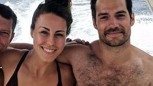 Mit neuer Freundin (25): Ein Baby für Superman Henry Cavill?