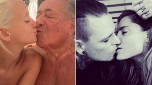 Verrückte Liebe: Das sind die skurrilsten Paare 2015