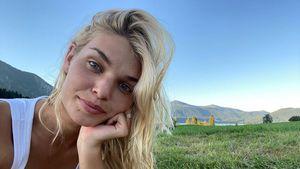 GNTM-Siegerin Luisa Hartema ohne Make-up und ohne Filter