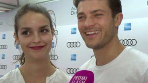 Luise Befort und Eugen Bauder beim Audi Director's Cut in München