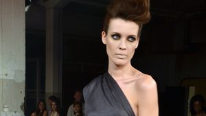 Mit Lovelyn: Luise rockt den Fashion Week Catwalk