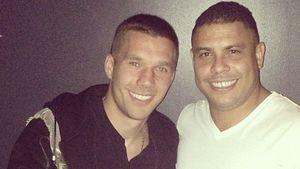 ER ließ Lukas Podolskis Herz höher schlagen!