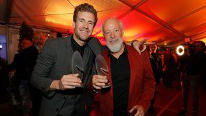 """Mutigster Comedian"": Bill Mockridge stolz auf Sohn Luke!"