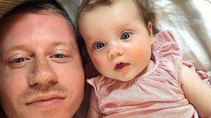 Geburtstags-Selfie: Macklemore feiert mit seiner Tochter