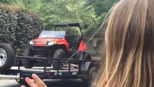 Britney Spears' Nichte in Geburtstagsgeschenk verunglückt