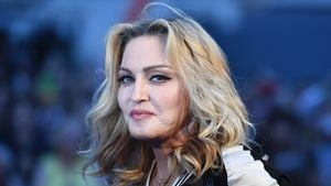 Madonna in London 2016