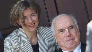 Klärung im Kohl-Zoff? Helmut Kohls (†) Witwe erbt alles!
