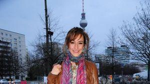 Ex-GZSZ-Star Maike von Bremen im Boho-Stil