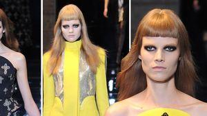 Mailand Fashion Week: Ritterschlag bei Versace