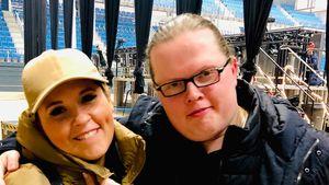 Überraschung für Maite Kelly: Bruder Angelo bei Show zu Gast