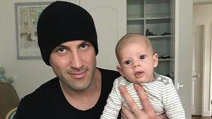 Maksim Chmerkovskiy und Sohn Shai Aleksander