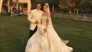 Beweis-Pics: DWTS-Traumpaar Maksim & Peta echt verheiratet!