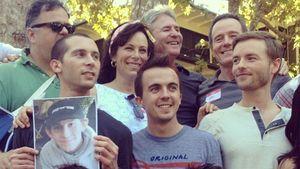 """Der Cast von """"Malcolm mittendrin"""" bei einem Wiedersehen"""