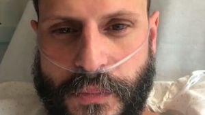 Kollabierte Lunge: Manuel Cortez gibt ein Gesundheits-Update
